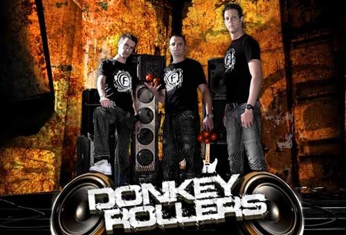 Donkey Rollers Tour