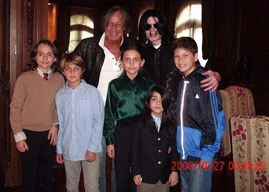 Michael_Jackson - kids