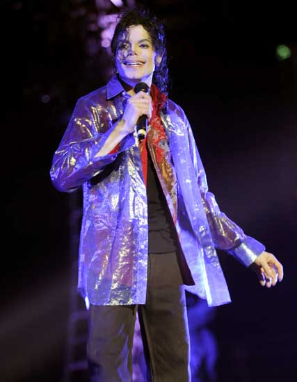 Michael Jackson's last show rehearsal at STAPLES Center on June