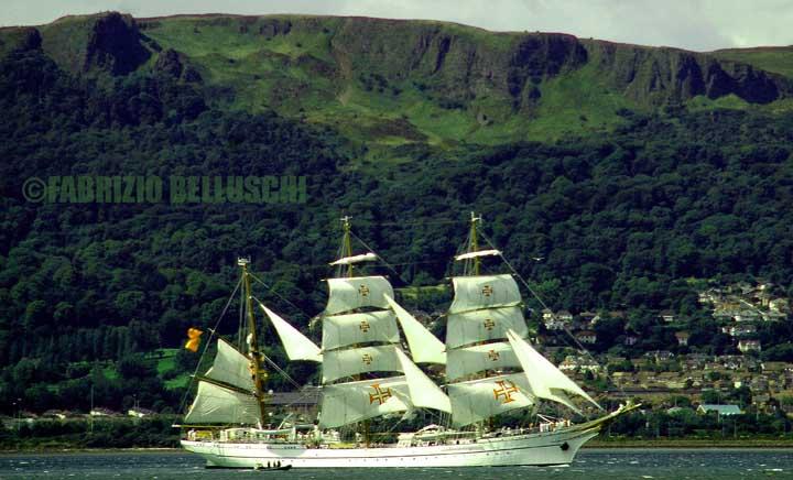 TALL SHIPS 2009 - BELFAST