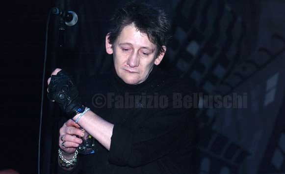 The Pogues singer Shane MacGowan