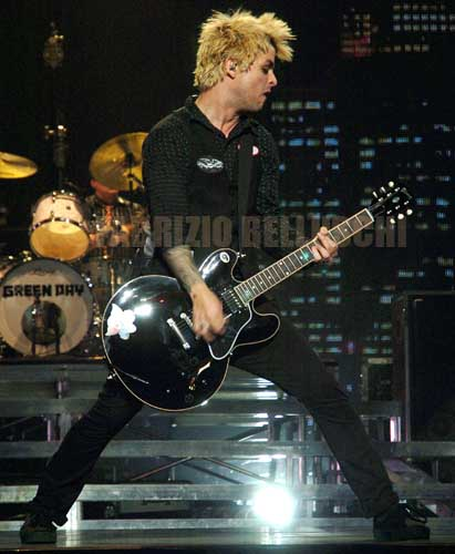 GREEN DAY  Billy Joe Armstrong