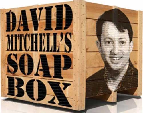 David Mitchell's Soap Box movie