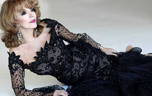 joan collins pictures