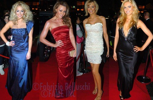 Red Carpet Fashion At The Fate Awards Fmagazine