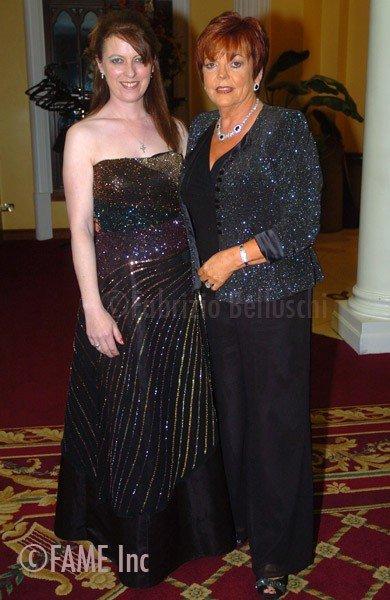 Linda Welby and Susan McCann
