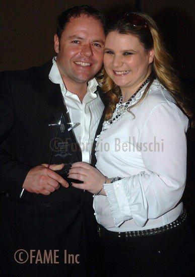 Kieran McGilligan & Tina Calder