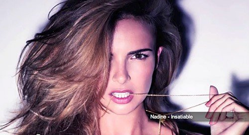 nadine coyle insatiable. Listen To Nadine Coyle