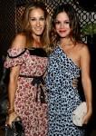 Actresses Sarah Jessica Parker and Rachel Bilson