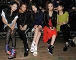 The Wonder Girls attend the Y-3 Spring/Summer 2011