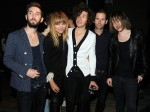 The Duke Spirit attend the Y-3 Spring/Summer 2011 fashion show