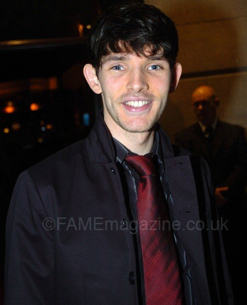 Colin Morgan - Wallpaper Actress
