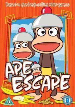 APE ESCAPE DVD1