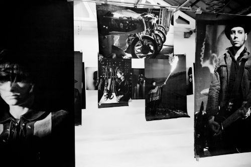 LisaElle-bikes-AndyBang-Horses-EYE-poster-Garage-Gallery-Brighton-byAli-Tollervey