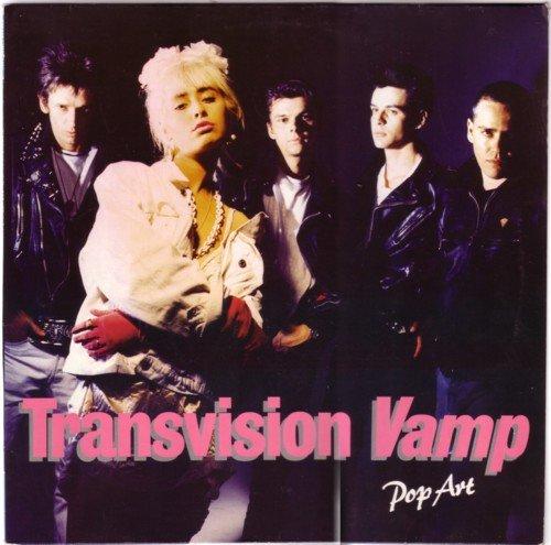 transvisionvamp pop art