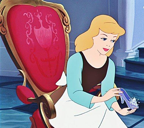 Walt-Disney-Cinderella