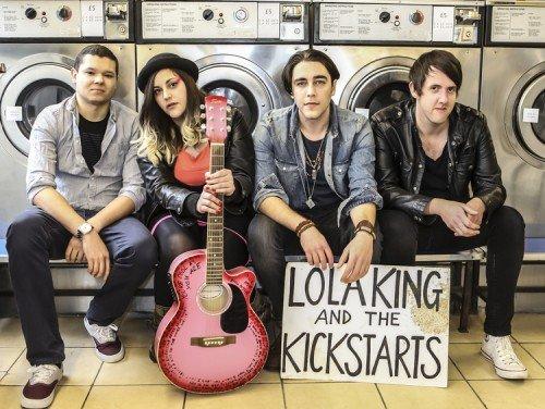 Lola King  the Kickstarts1