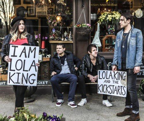 Lola King  the Kickstarts2