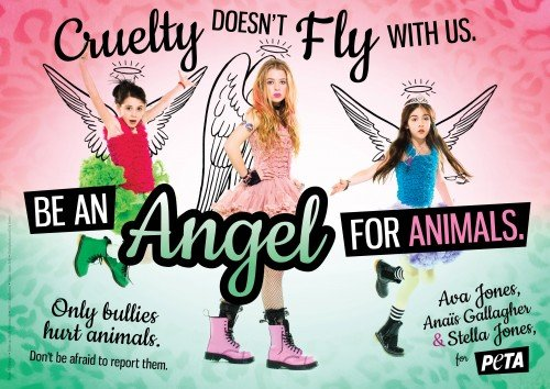 PETA - Little Rock Angels