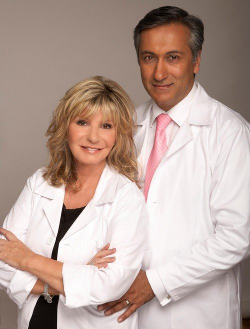 Harley Street Skin Care by Dr. Aamer Khan and Lesley Reynolds-Khan