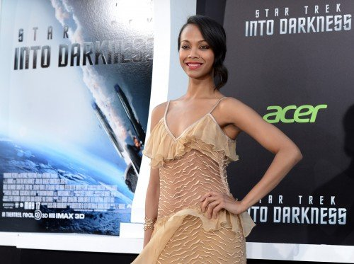 "ZOE SALDANA OPENS UP ABOUT HER BISEXUALITY: ""IT'S MY DECISION"""