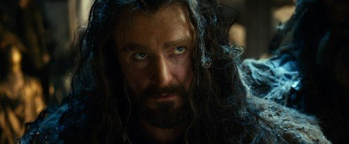 RICHARD ARMITAGE as Thorin Oakenshield