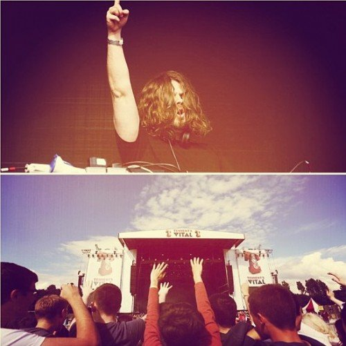 Tommy Trash tennents