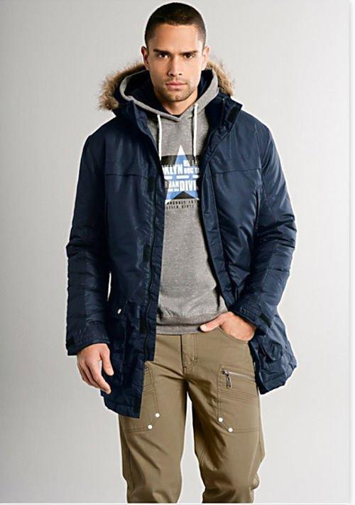 Parka coat1