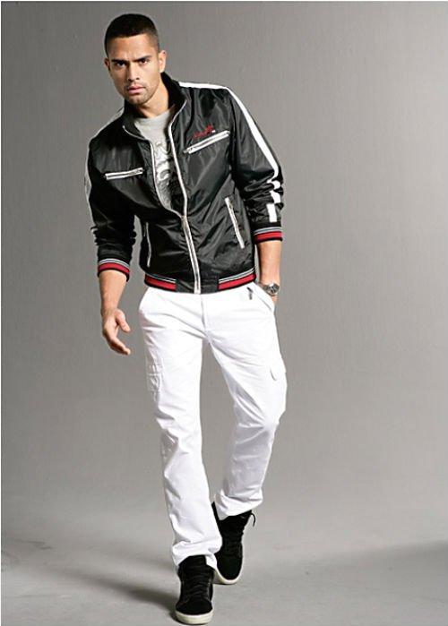 Turtleneck jacket1