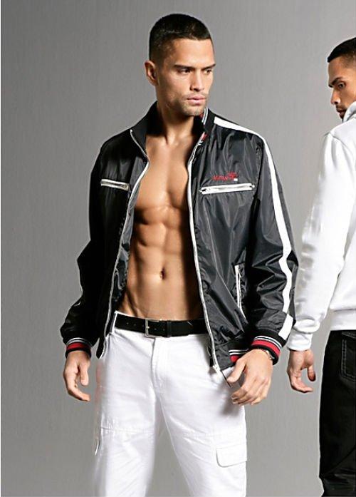 Turtleneck jacket2