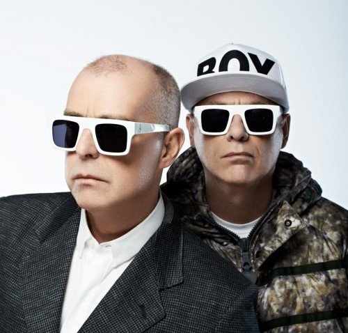 Pet Shop Boys by John Wright
