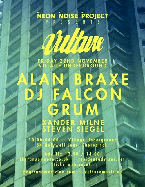 Vulture London 22NOV