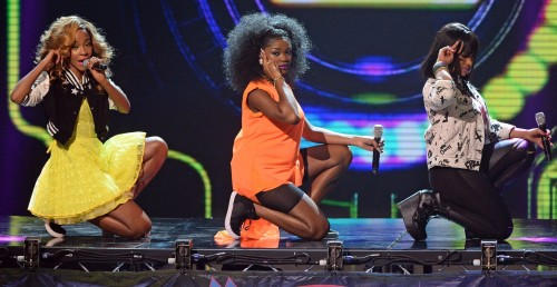 x factor Miss Dynamix