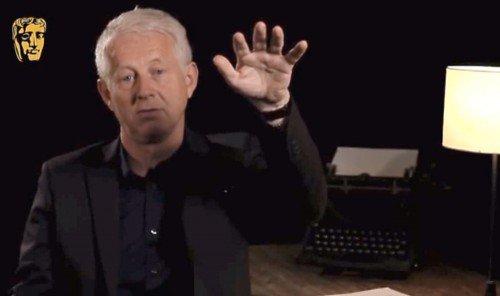 BAFTA GURU Richard Curtis