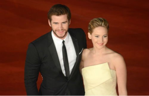 Jennifer Lawrence Liam Hemsworth