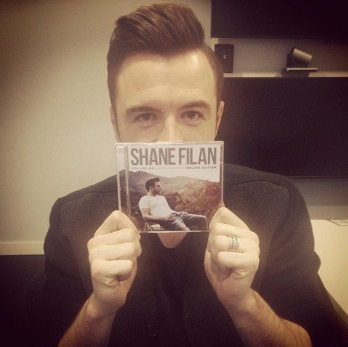 SHANE FILAN UNVEILS 'ALL YOU NEED TO KNOW':