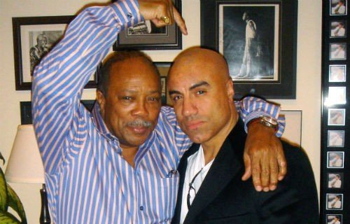 Noah meets Quincy Jones