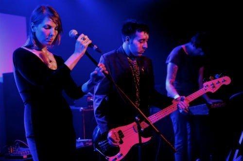 The Harrow live 01 photo by Boris Gasin