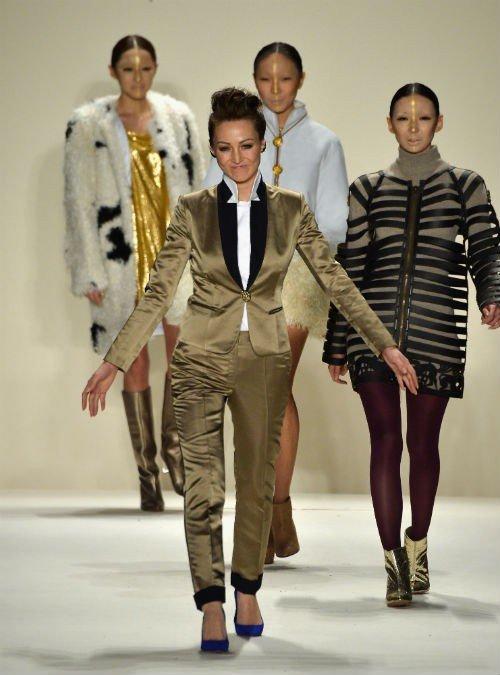 NYFW Designer Katya Zol