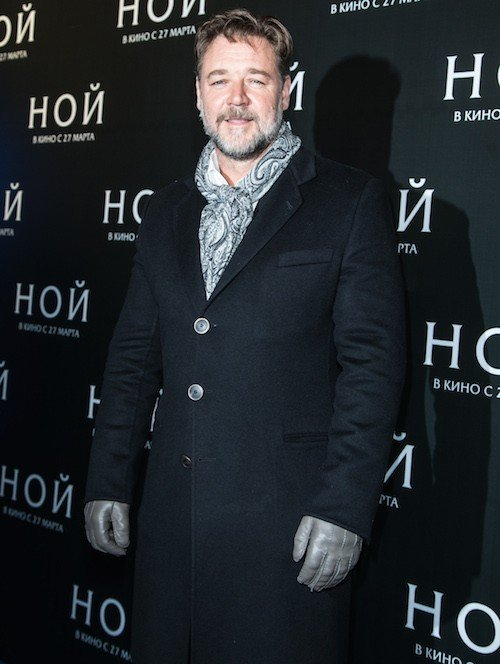 "Moscow Premiere of ""Noah"""