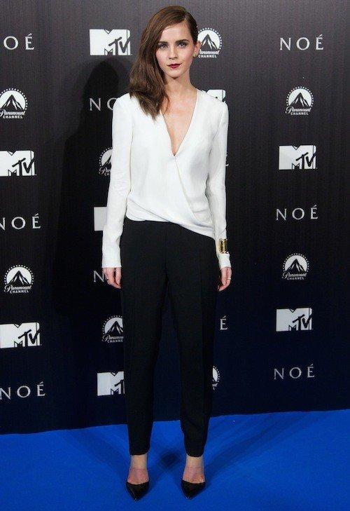 'Noah' Madrid Premiere