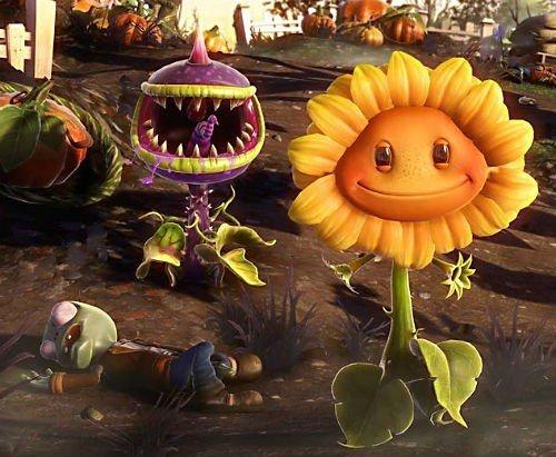 PLANT'S VS ZOMBIES1