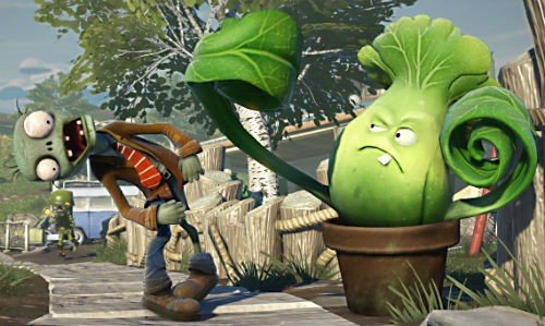 PLANT'S VS ZOMBIES2