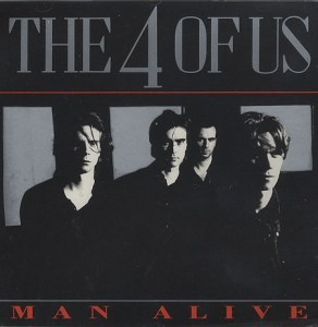 The+4+Of+Us+-+Man+Alive+-+CD+ALBUM-277234