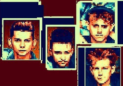 depeche 8-bit