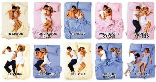 Different Styles Of Making Love