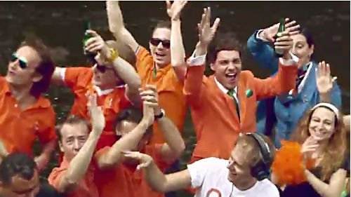 KLM Heineken orange1