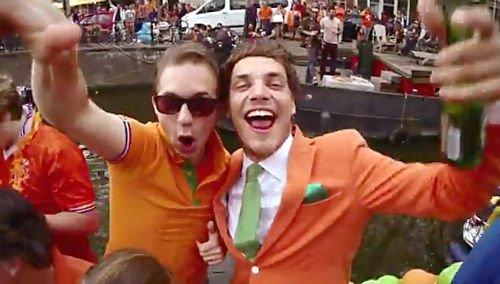 KLM Heineken orange3