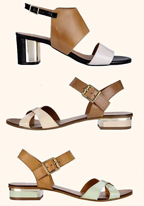 Block Heel Sandal JONES1