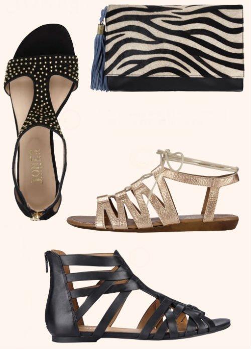 Gladiator sandals JONES